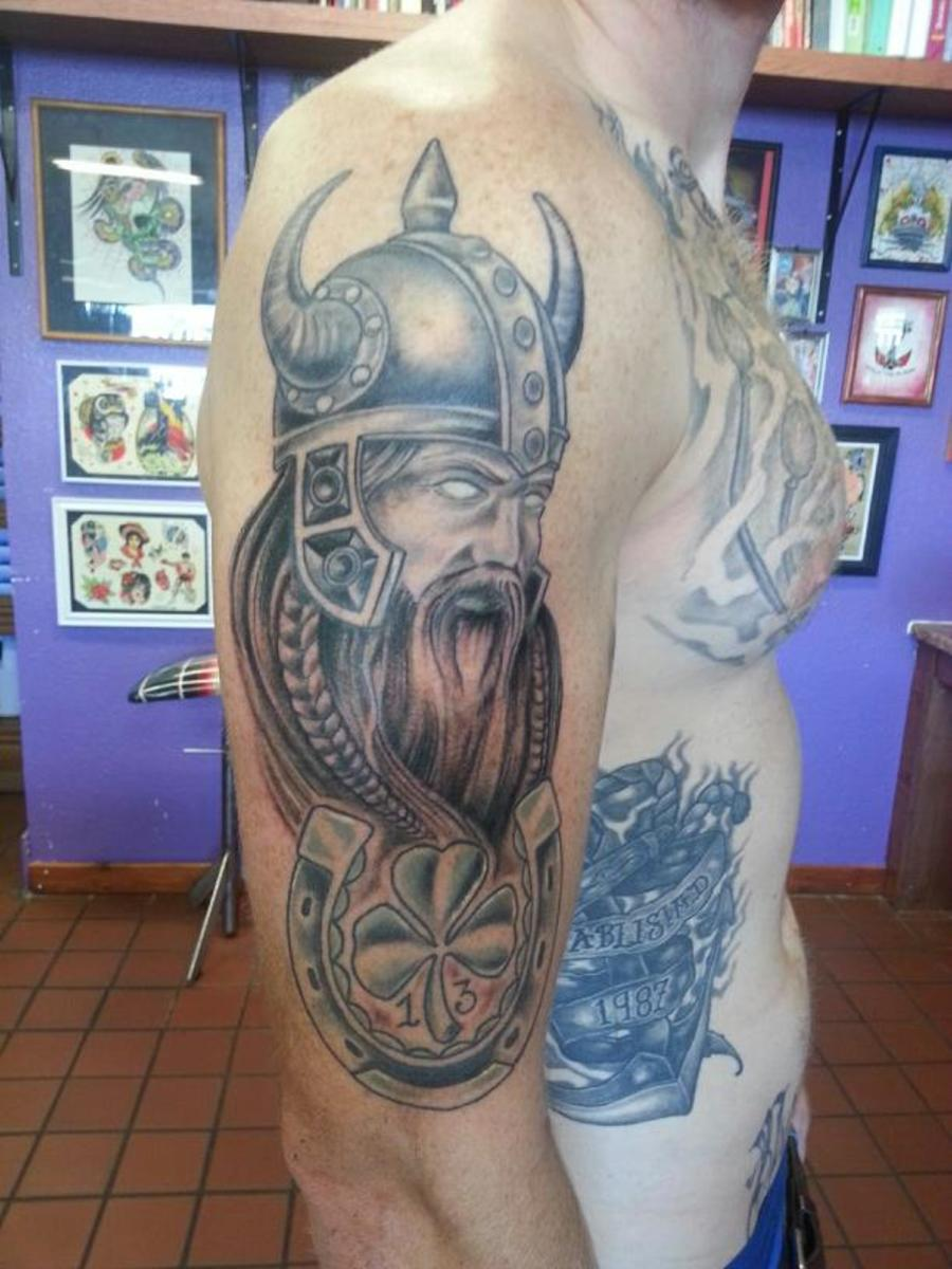 Viking Tattoo Ideas and Designs