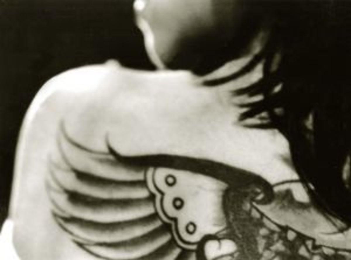 An Interesting Tattoo Design