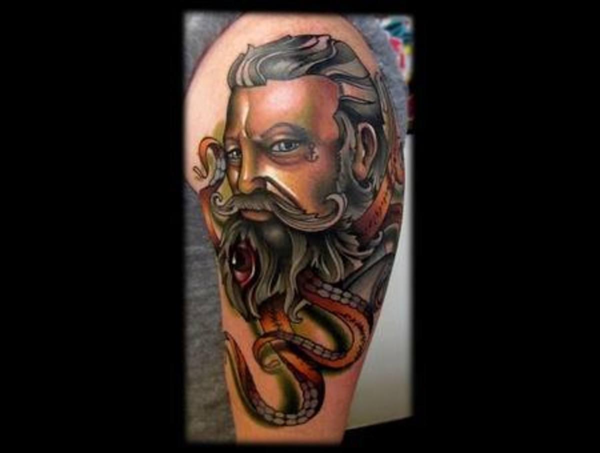 idei-dlya-tatuirovok - Татуировки и идеи для мужчин -  - фото