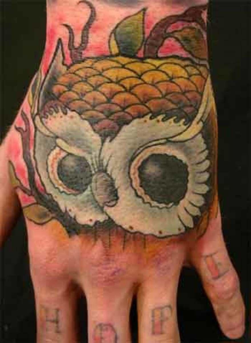 tatu-na-tele - Несколько идей для тату на запястьях -  - фото