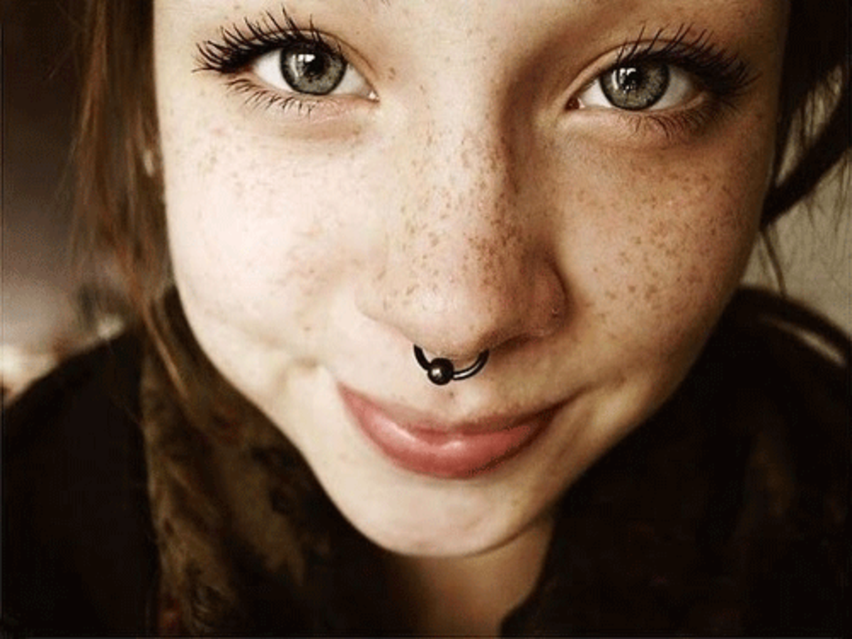 Septum Piercing General Info + FAQ