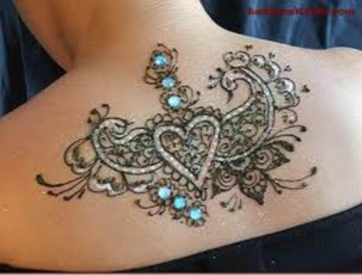 tattoo ideas for the feminine side tatring. Black Bedroom Furniture Sets. Home Design Ideas