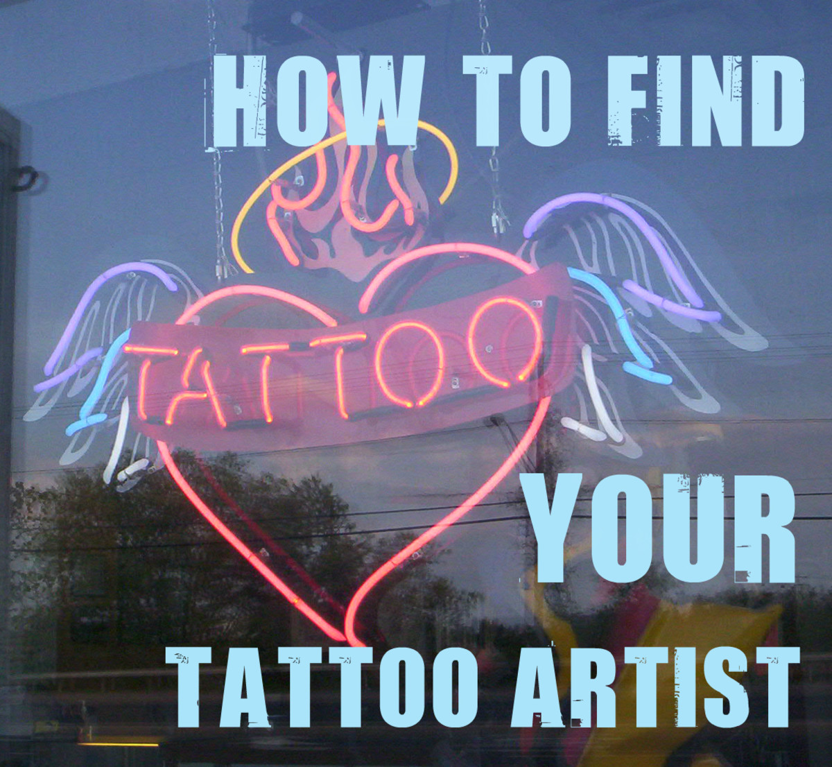 How to Pick a Tattoo Artist