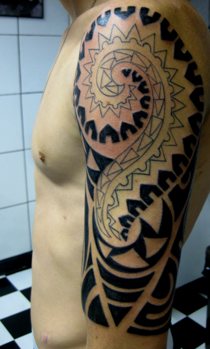 Everything You Need To Know Before Getting A Sleeve Tattoo Tatring