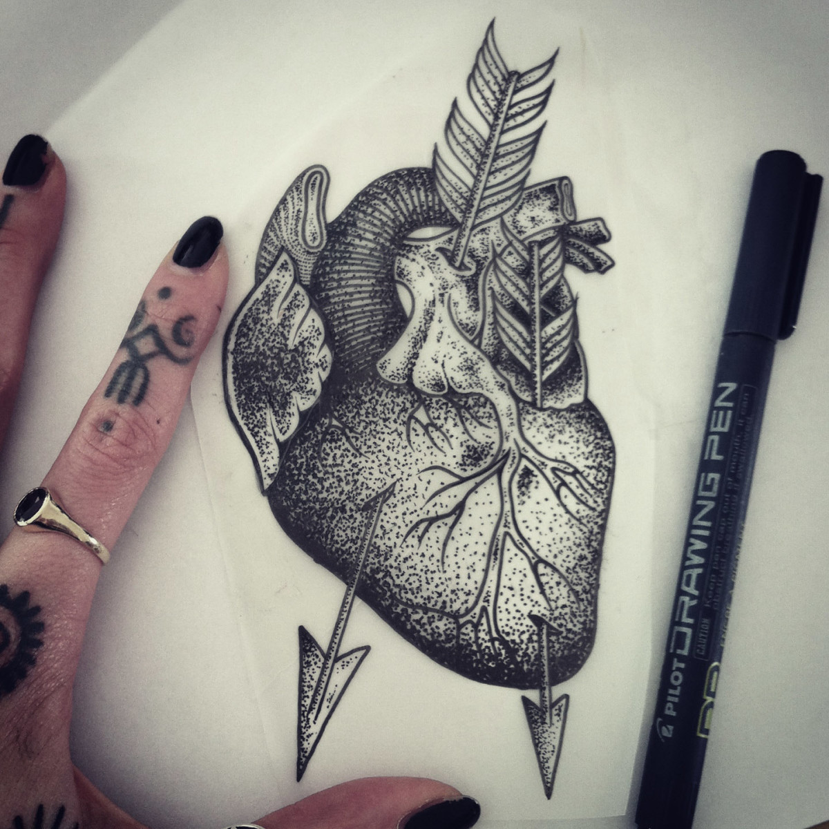 Everything You Want To Know About Arrow Tattoo Designs Meanings