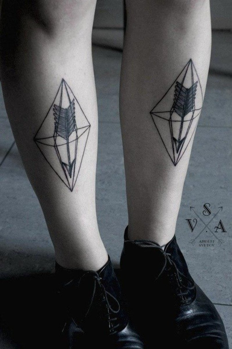 Everything You Want To Know About Arrow Tattoo Designs