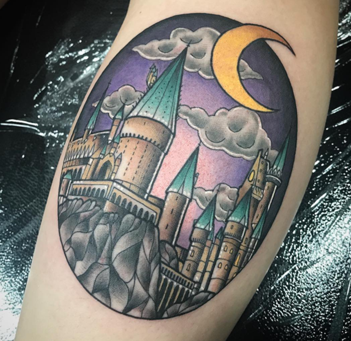 Harry Potter Tattoo Ideas and Photos!