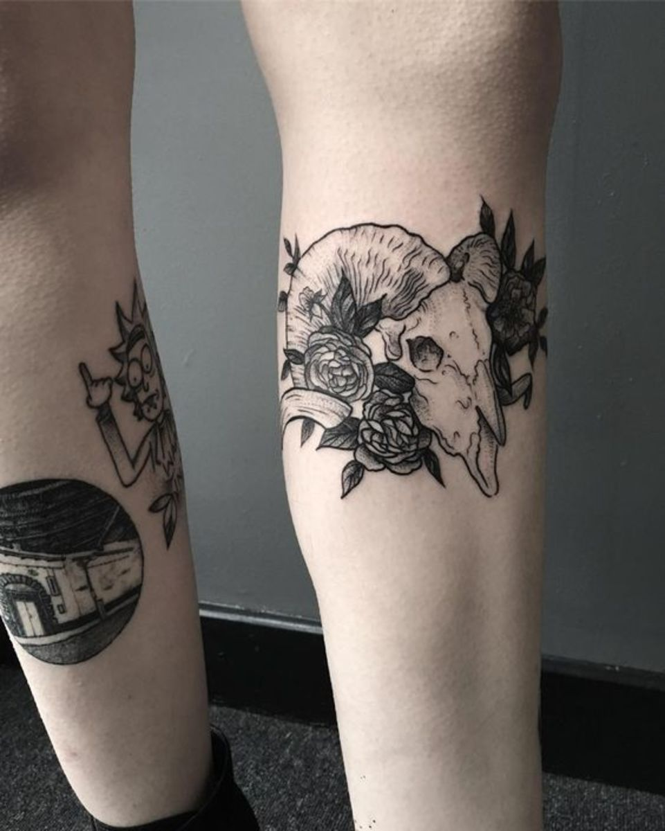 Aries Tattoo Ideas for Men and Women: Design Inspirations