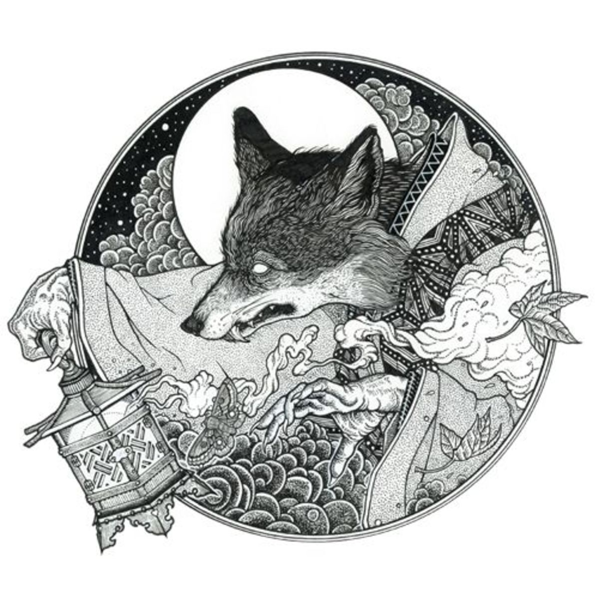Kitsune Tattoos Origins Meanings Types Of Japanese