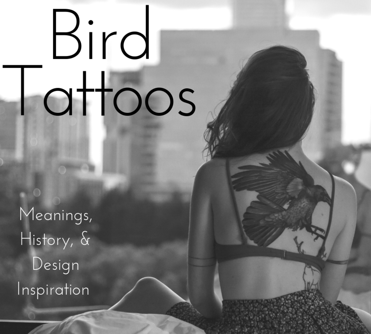 Bird Tattoos Interpreted: What Various Birds Mean
