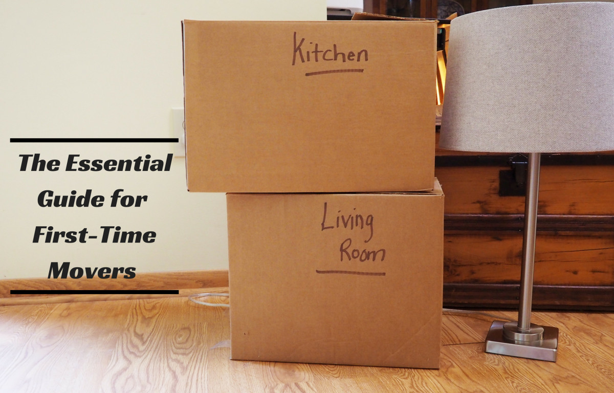 Moving out for the first time can be overwhelming. Here's a checklist and some tips to make it a breeze.