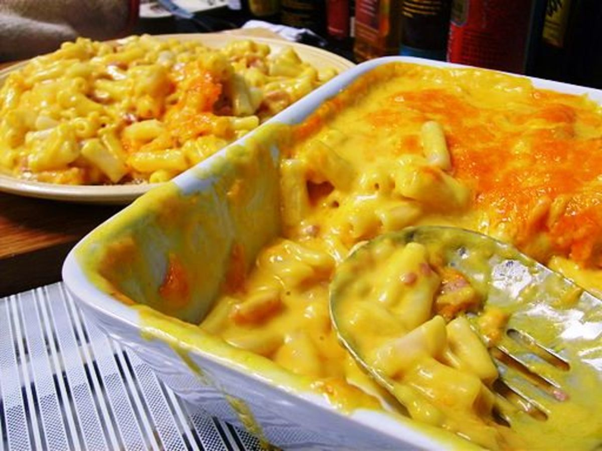Best-Ever Baked Mac and Cheese Casserole Recipe