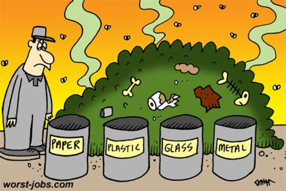 5 Jokes About the Environment