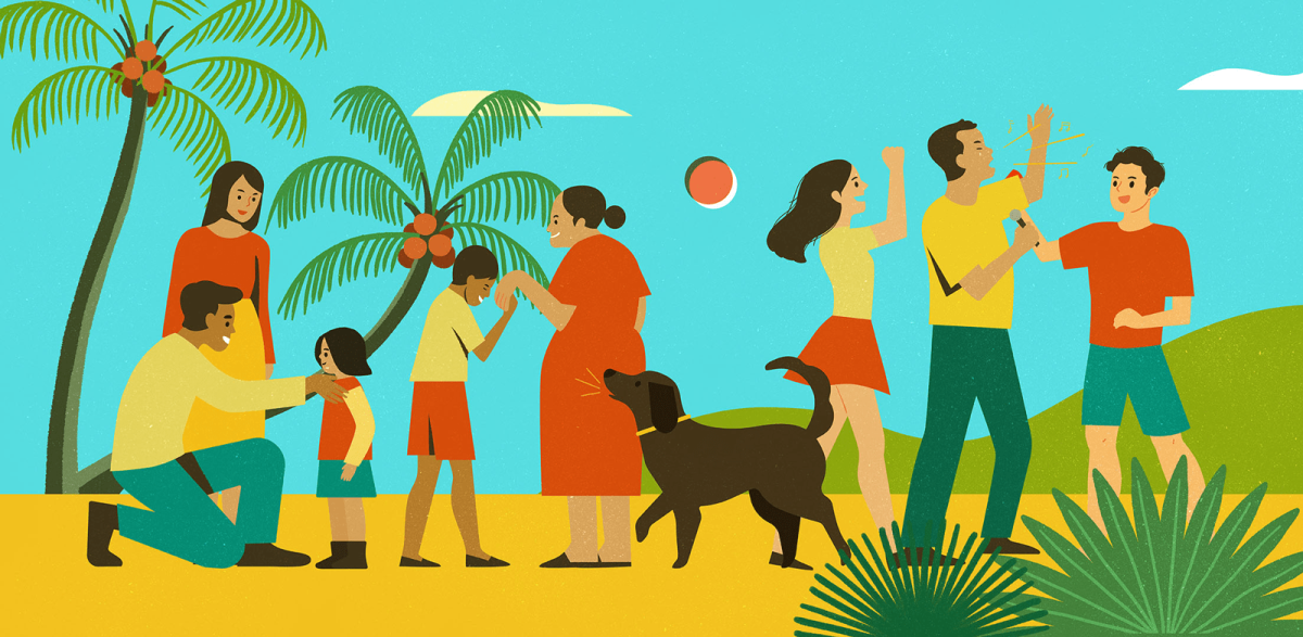 What is it about the Philippines that makes it different from the rest of the world? Photo/Art by Geraldine Sy via Culture Trip
