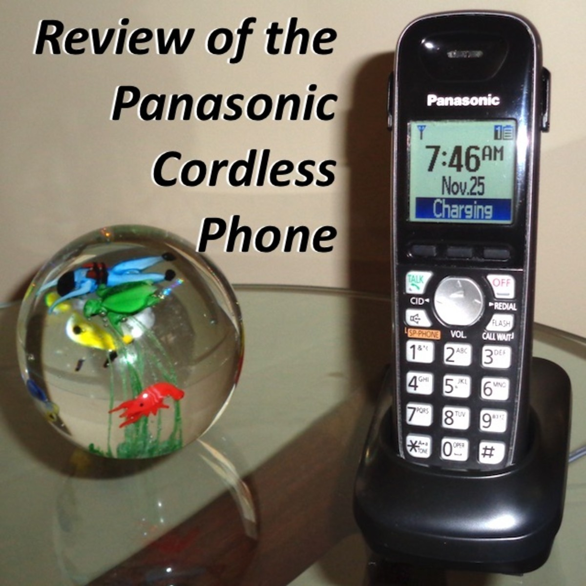 Review Of The Panasonic Cordless Phone Everything I Discovered Turbofuture