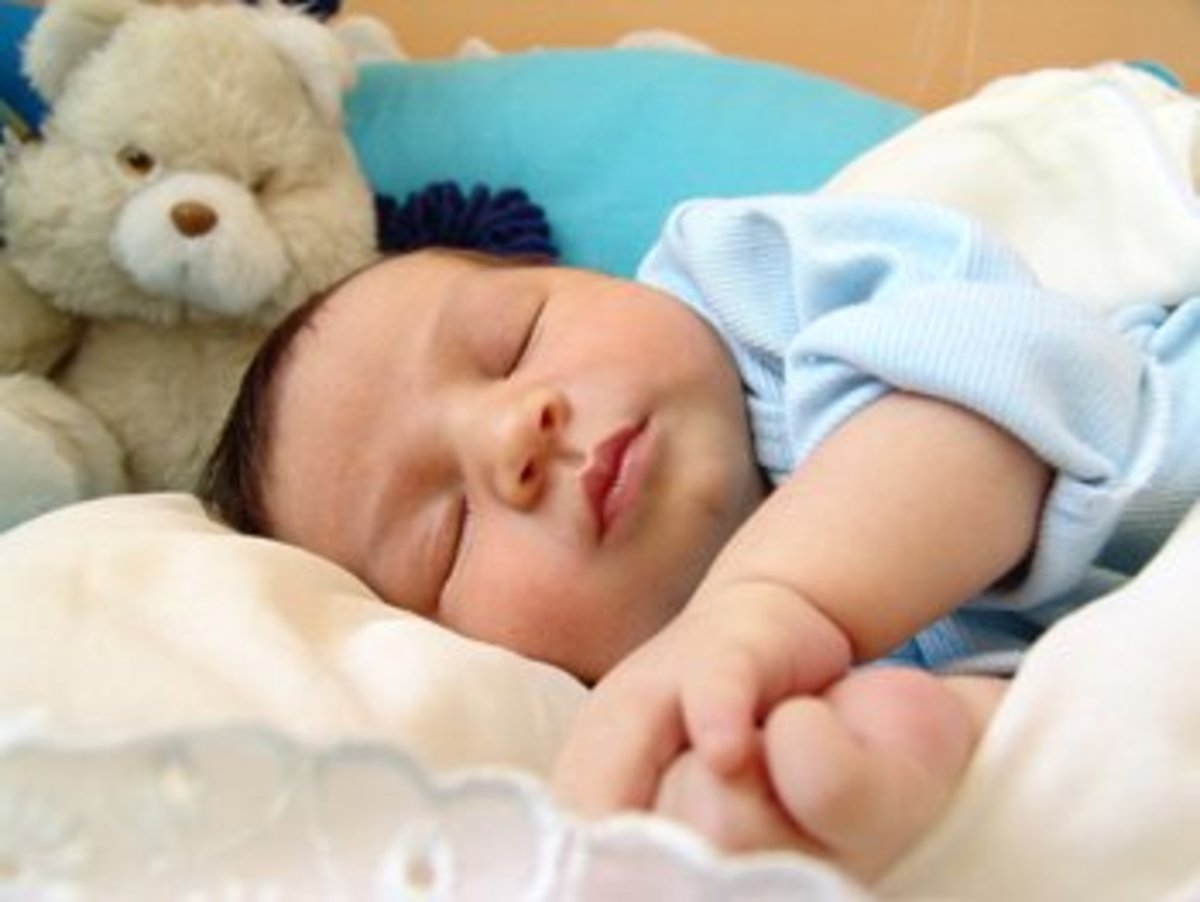 Infant Breathing Difficulties | WeHaveKids