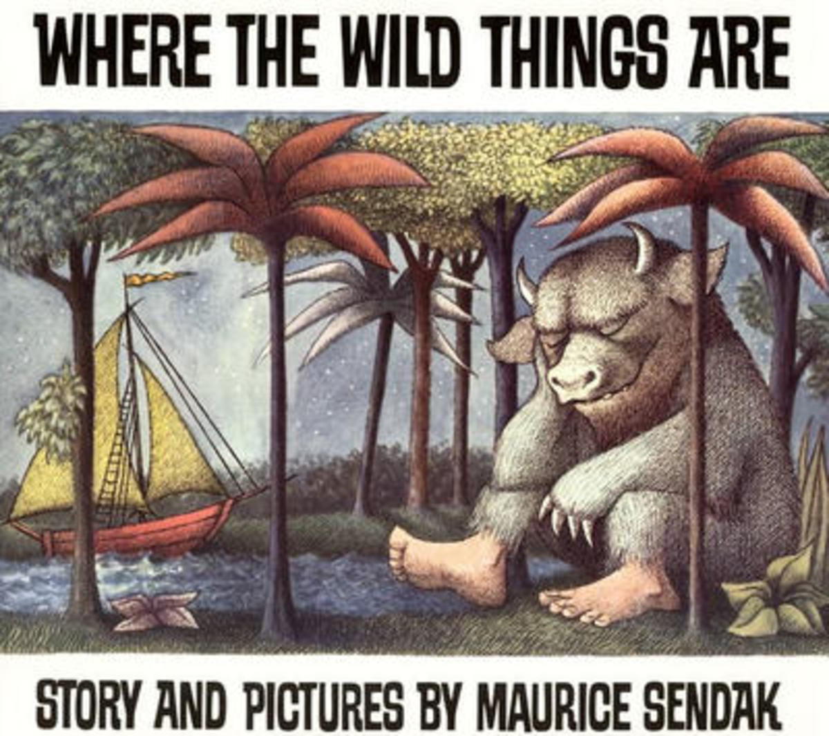 Where the Wild Things Are by Maurice Sendak Review and Preschool Lesson Ideas