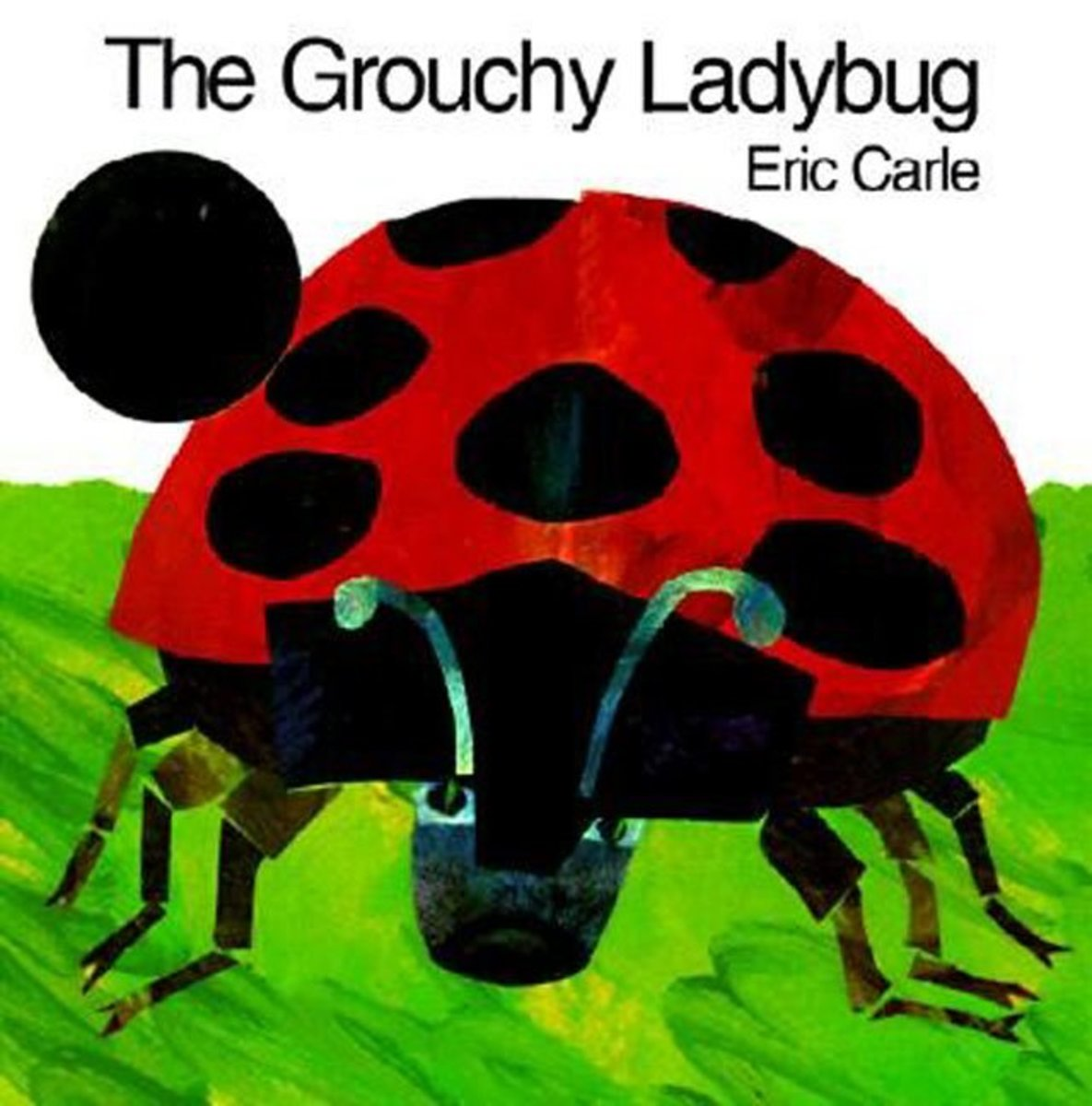 The Grouchy Ladybug by Eric Carle Children's Book Review and
