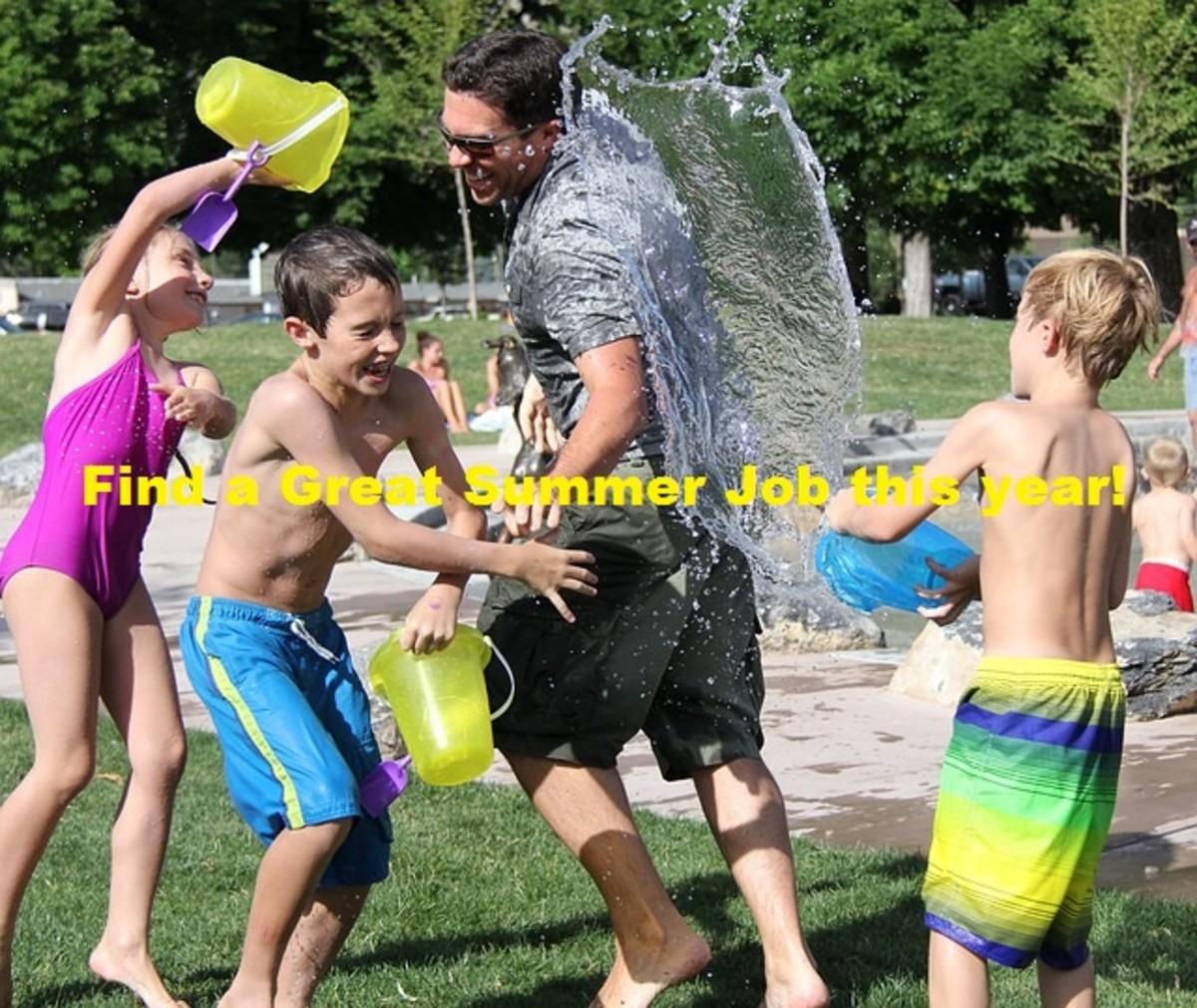 Find a good summer job with a little help.