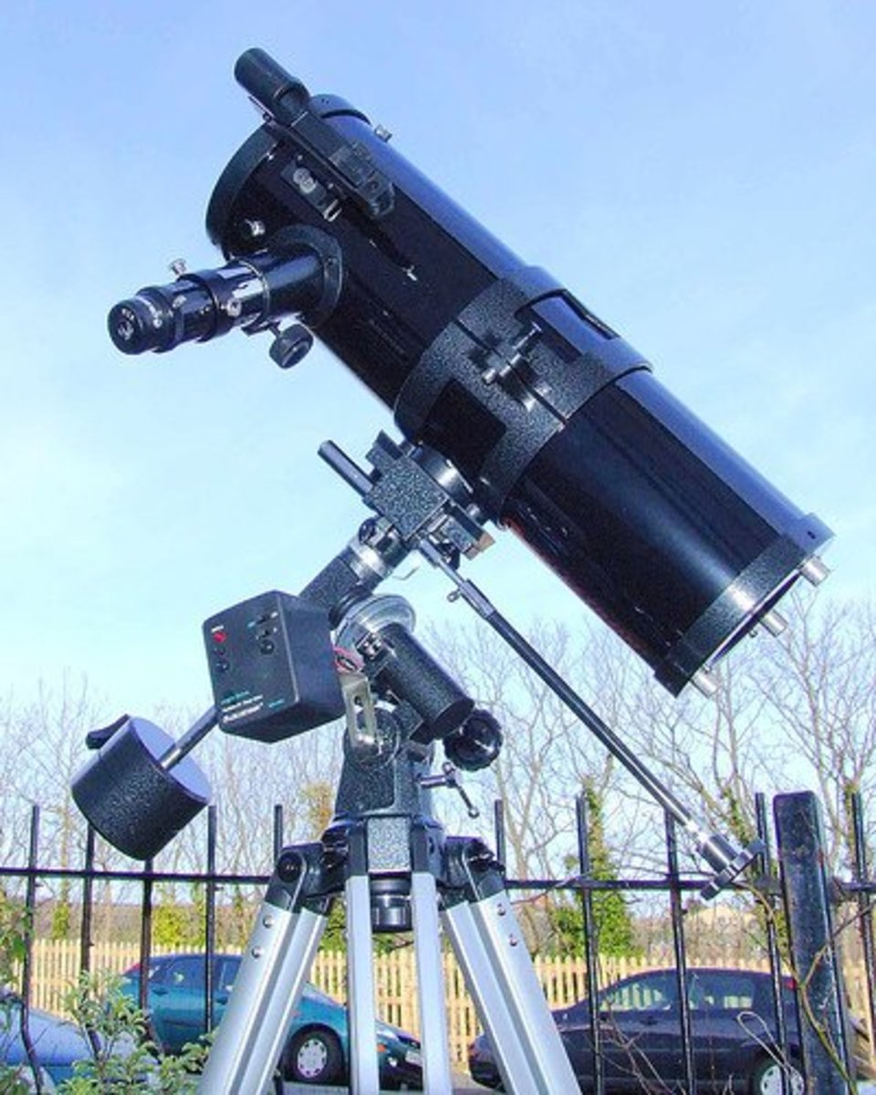 Telescopes (Science Matters)
