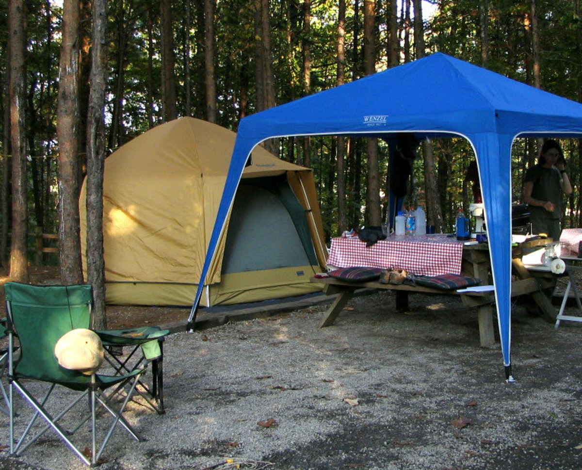 Camping Tips For Girl Scout Trips