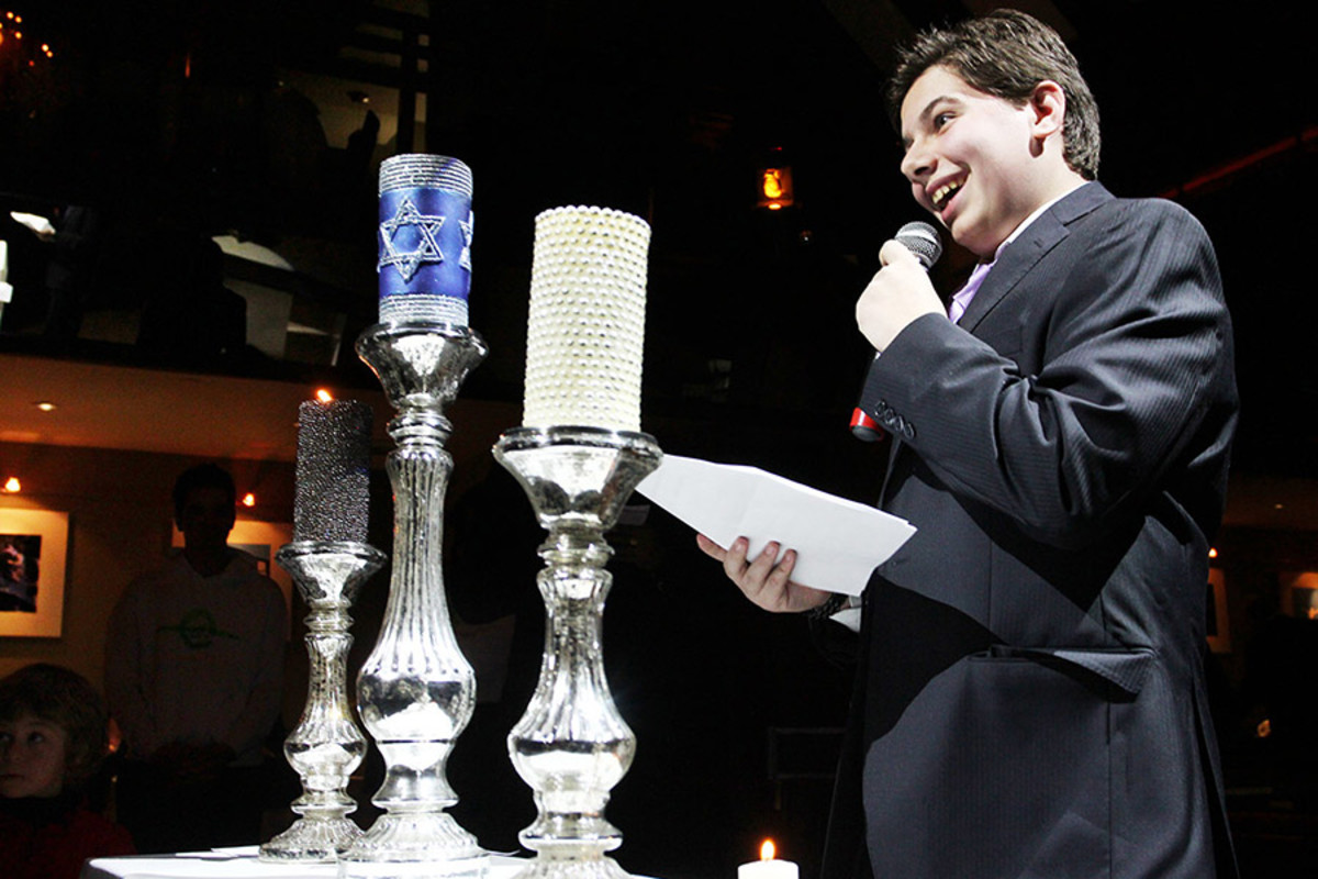 Ideas for Bar Mitzvah Jokes and Speeches