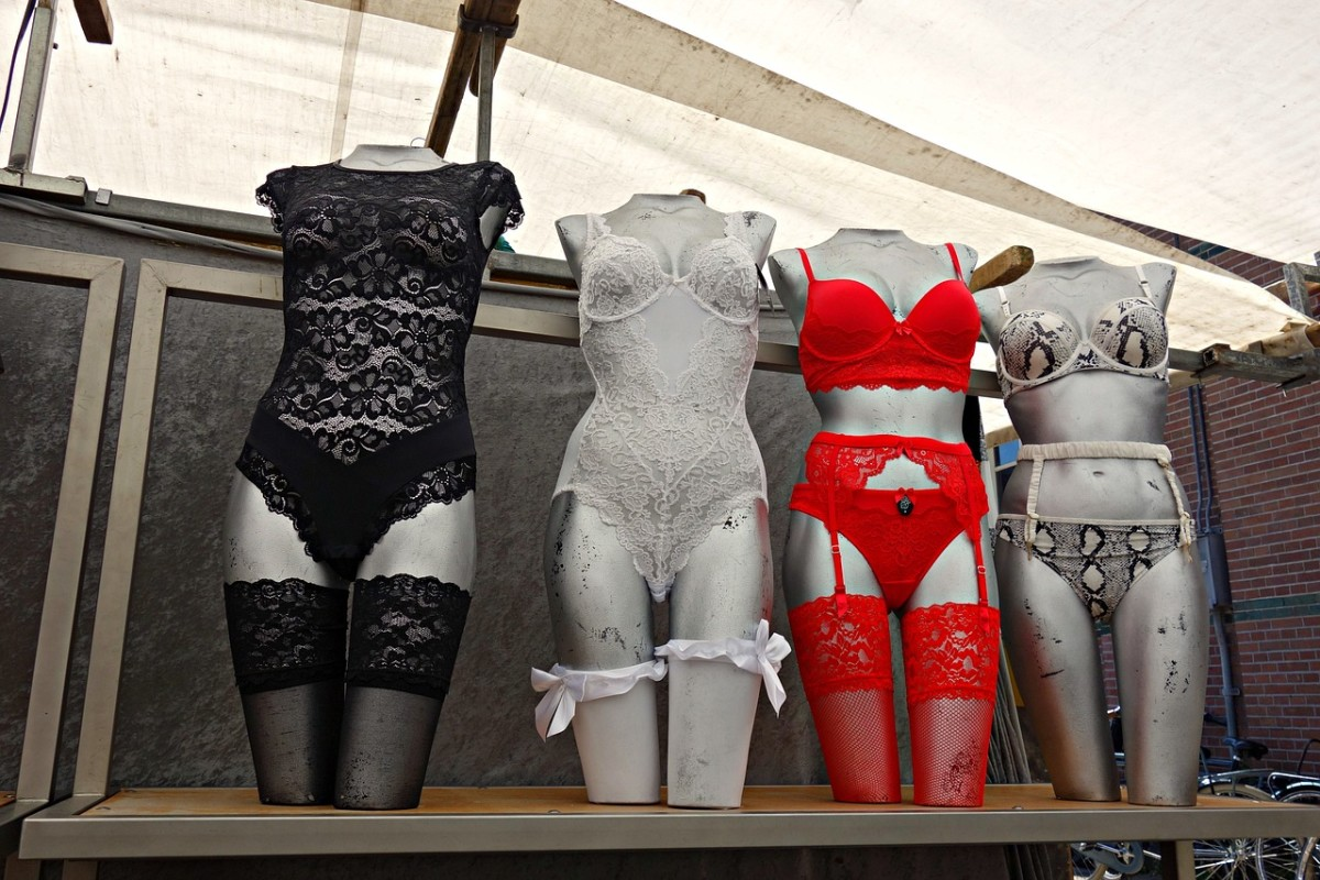 What to Do If You're Caught Wearing Women's Lingerie