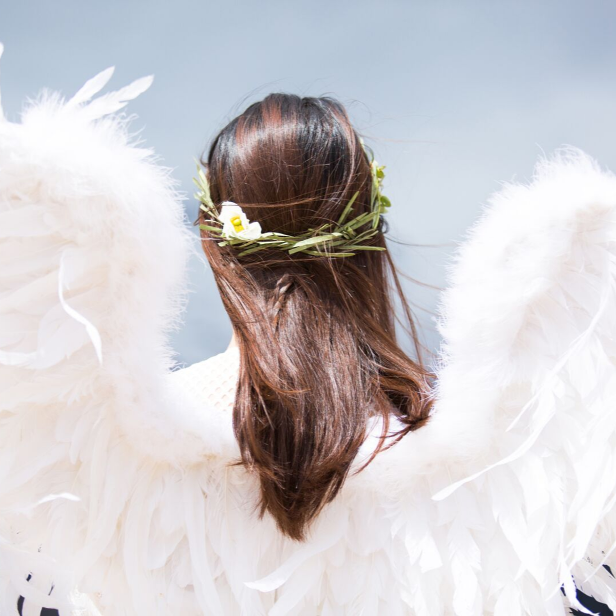 """Angel"" is a great example of a costume idea beginning with the letter ""A"""