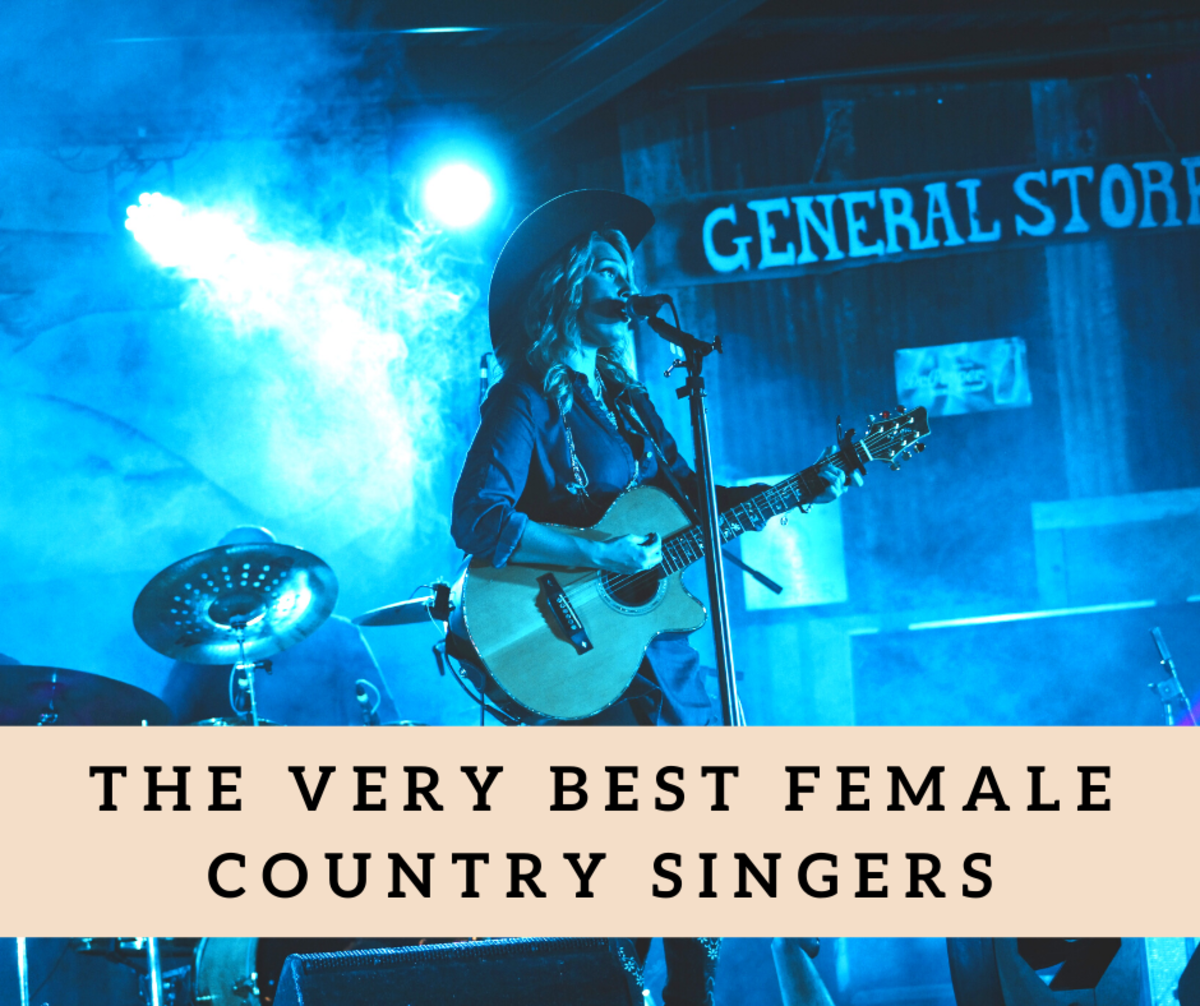 These great female country singers are sure to knock your boots off.