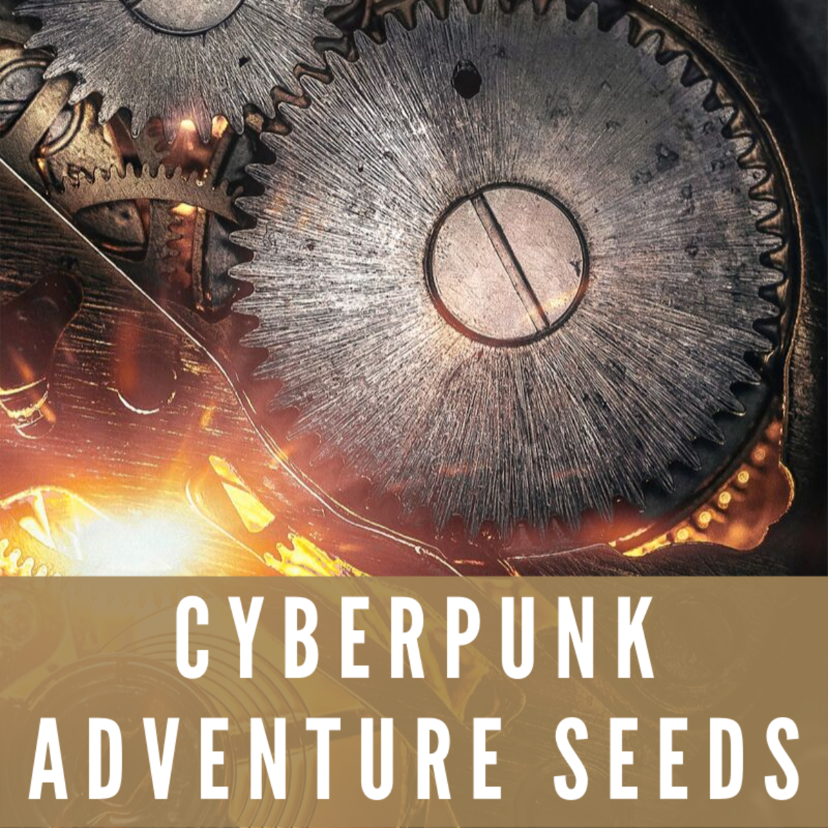 11 Steampunk Adventure Seeds
