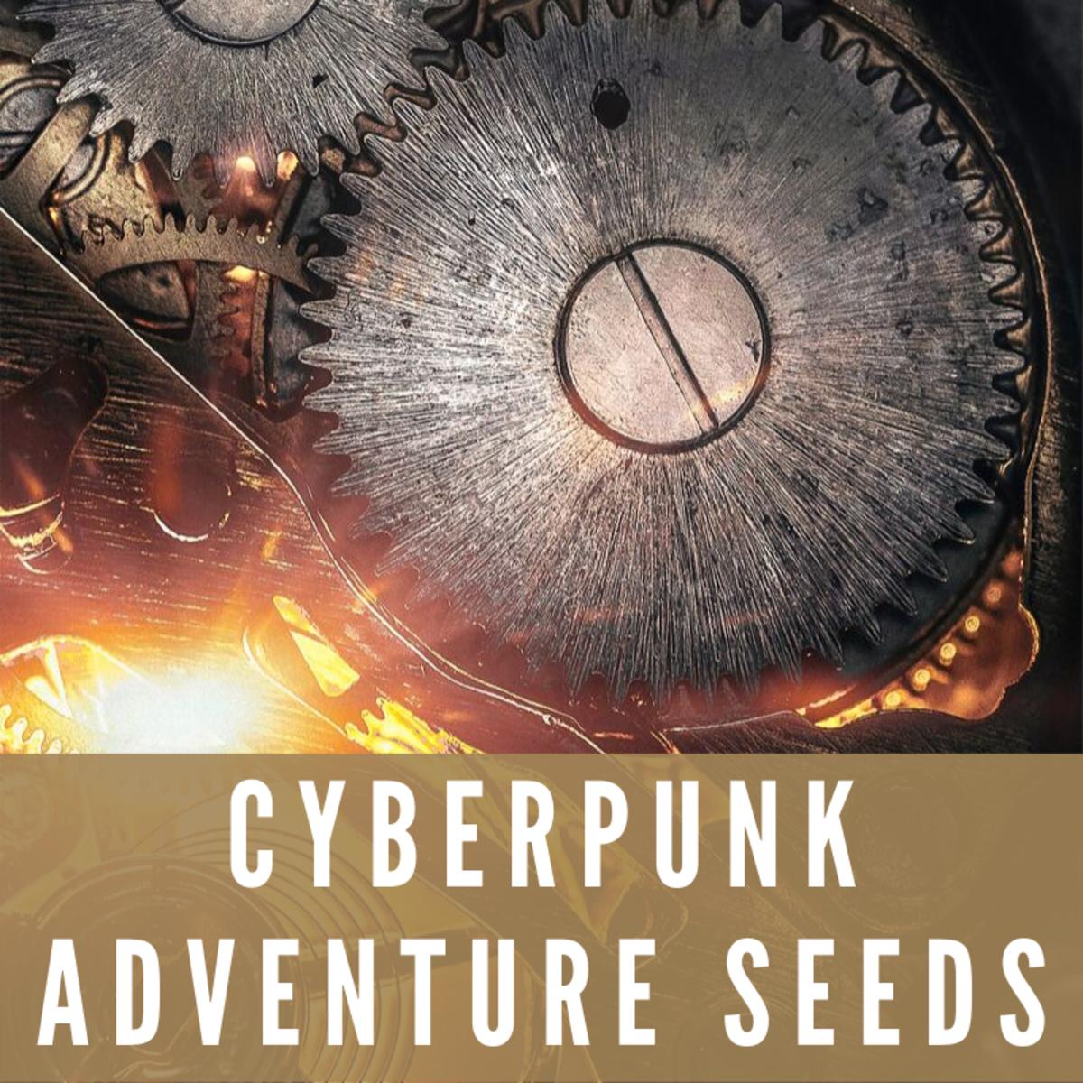 11 Steampunk Adventure Seeds