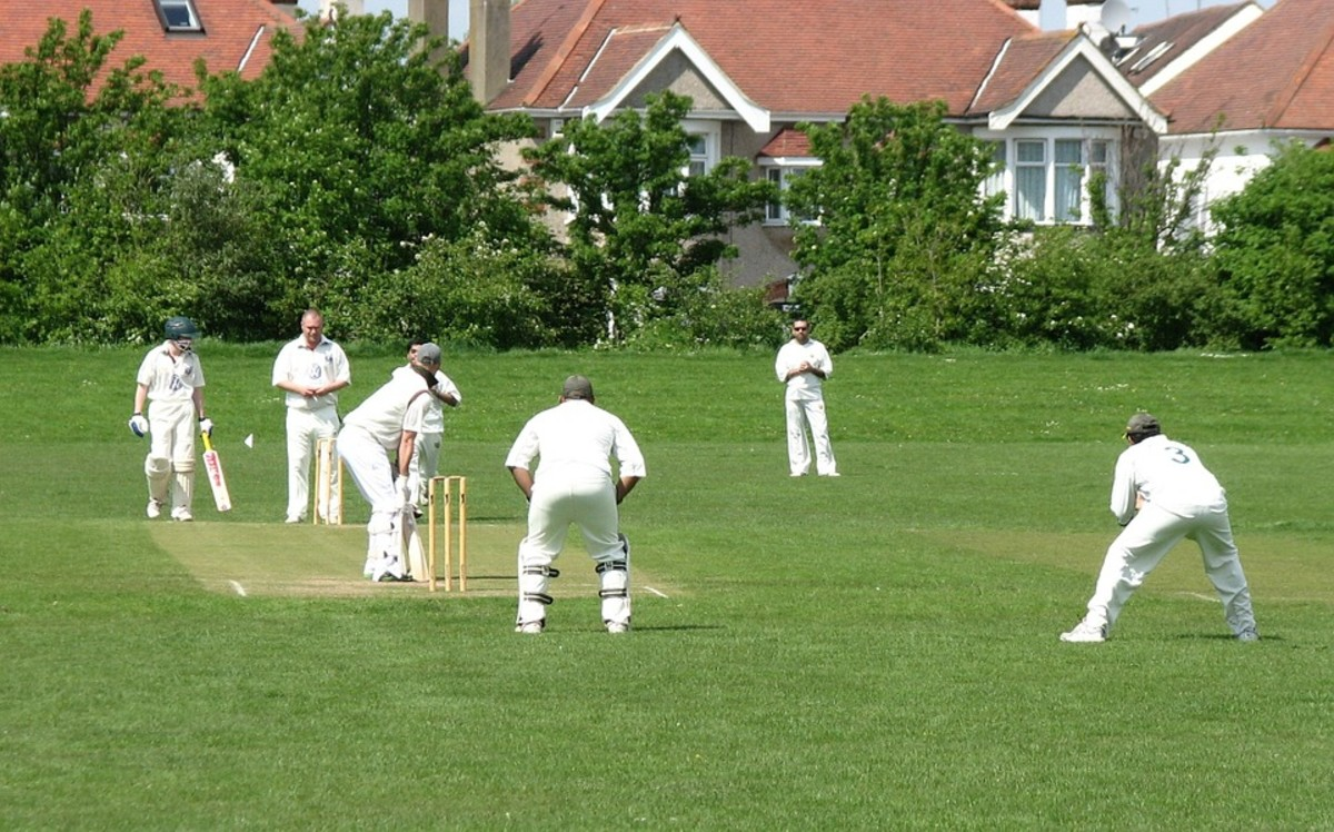 Cricket Is Baffling: A Beginner's Guide to Cricket