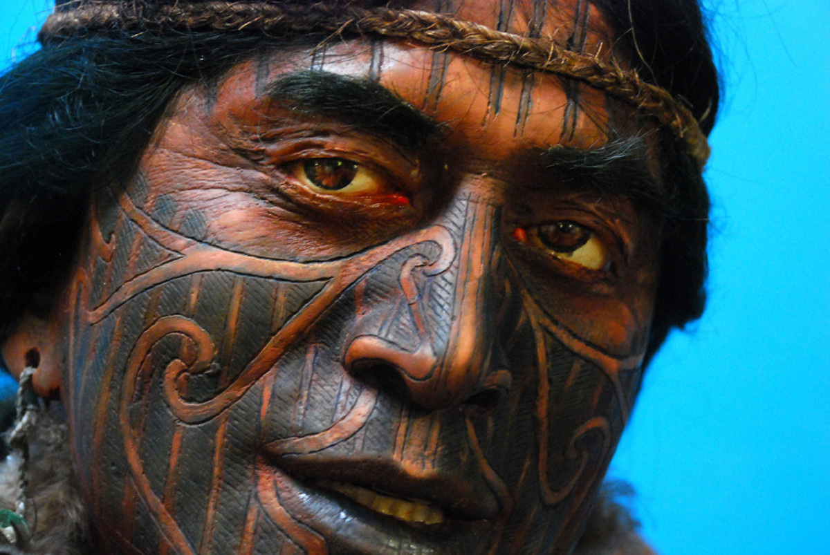 South Pacific—the Maori People of New Zealand