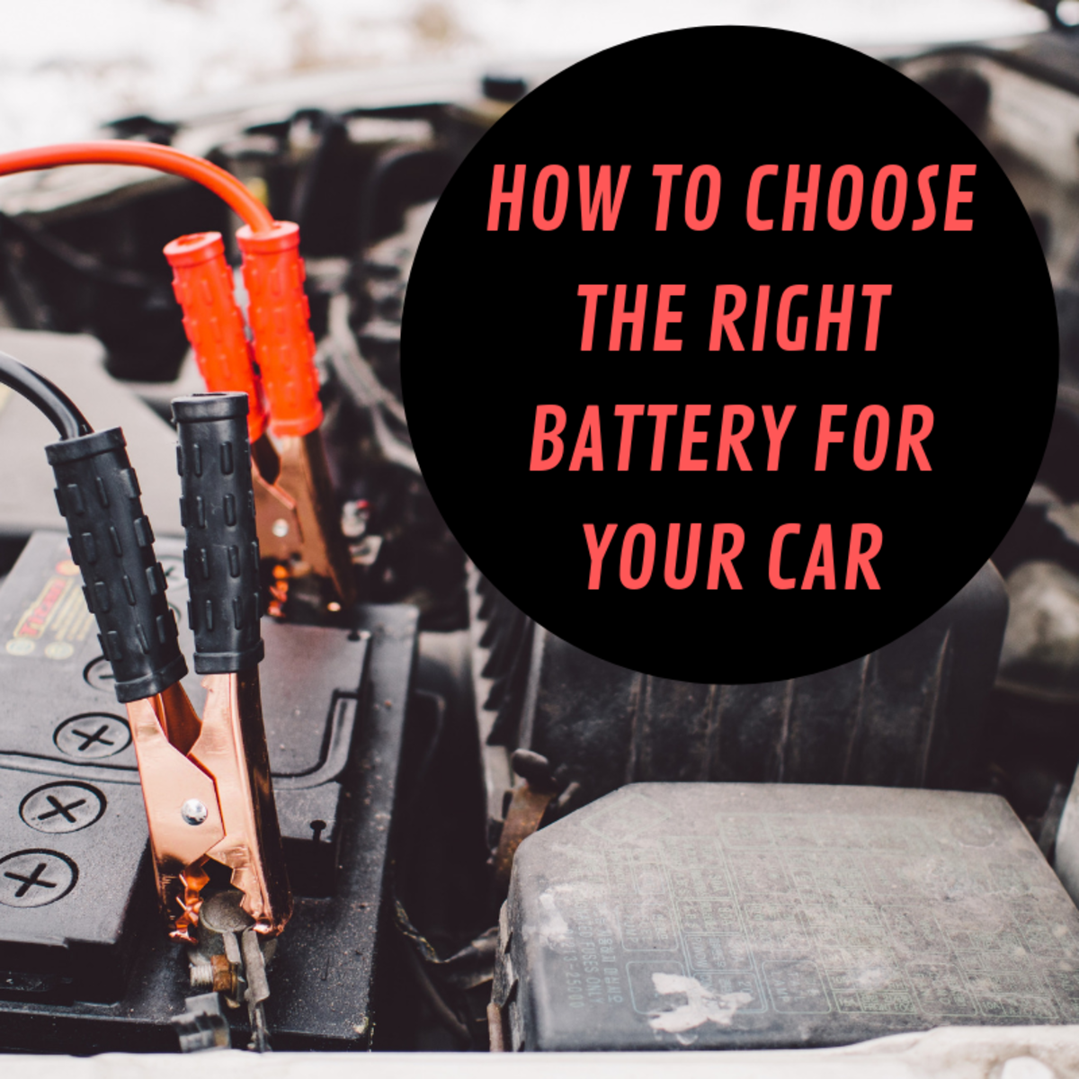 Choosing a Car Battery: How to Find the Right Size, Brand, and Rating