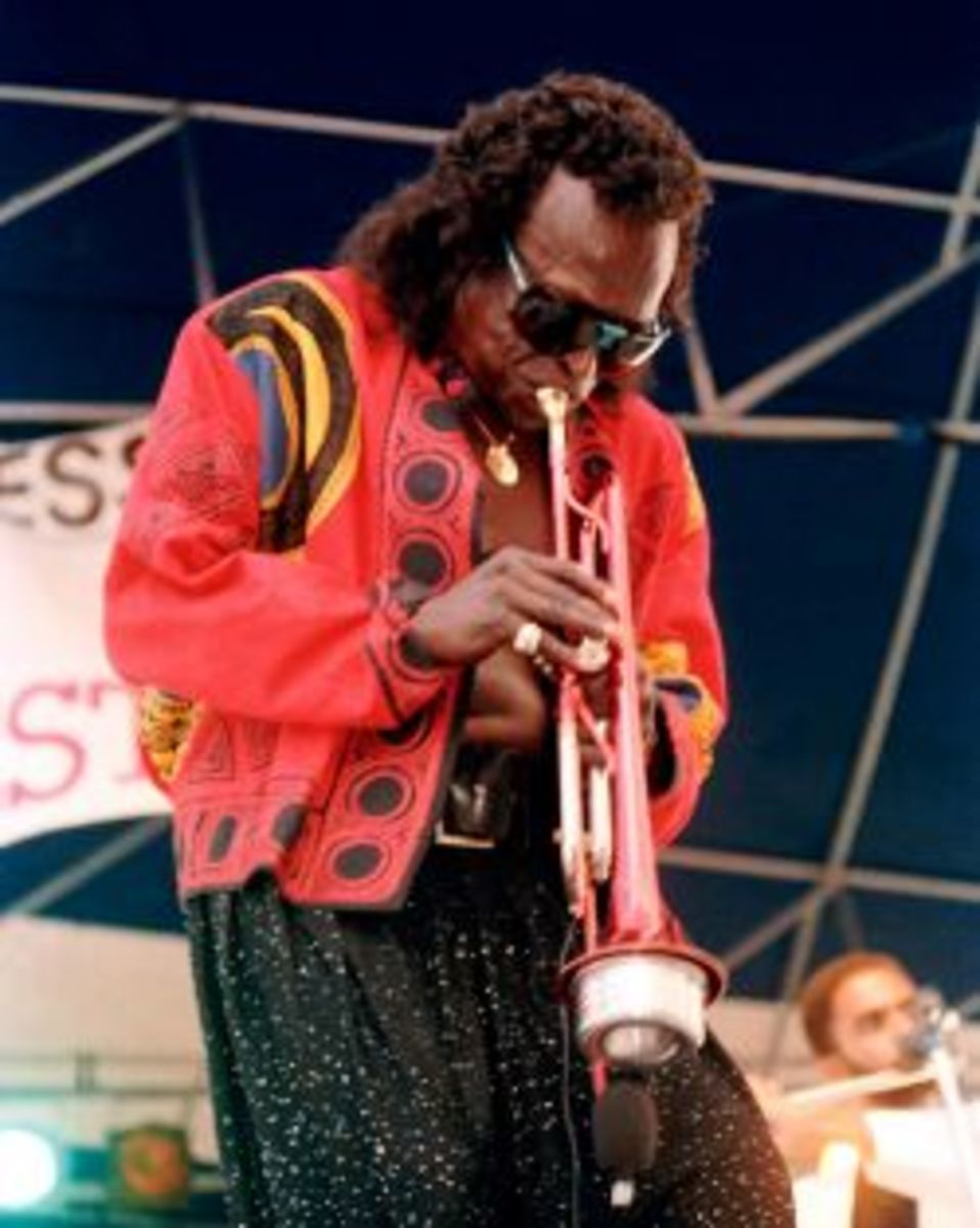 Miles Davis Played Trumpet But Not the Game