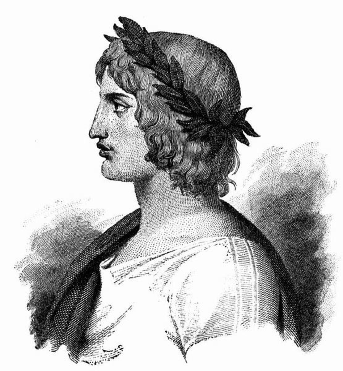 The famous poet Virgil