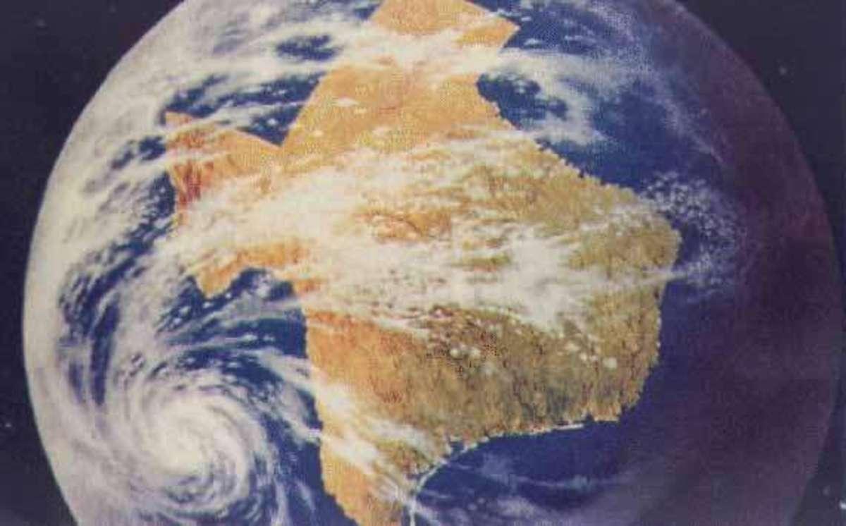 Texas, der Planeten datiert
