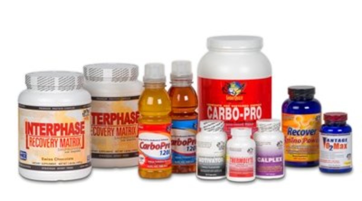 Six Great Legal Performance Enhancers For Sports Or