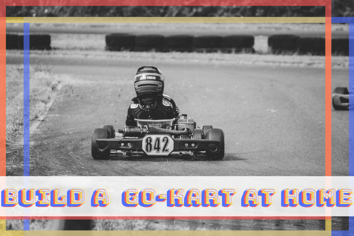 Learn how to make your own go-kart by reading this article!