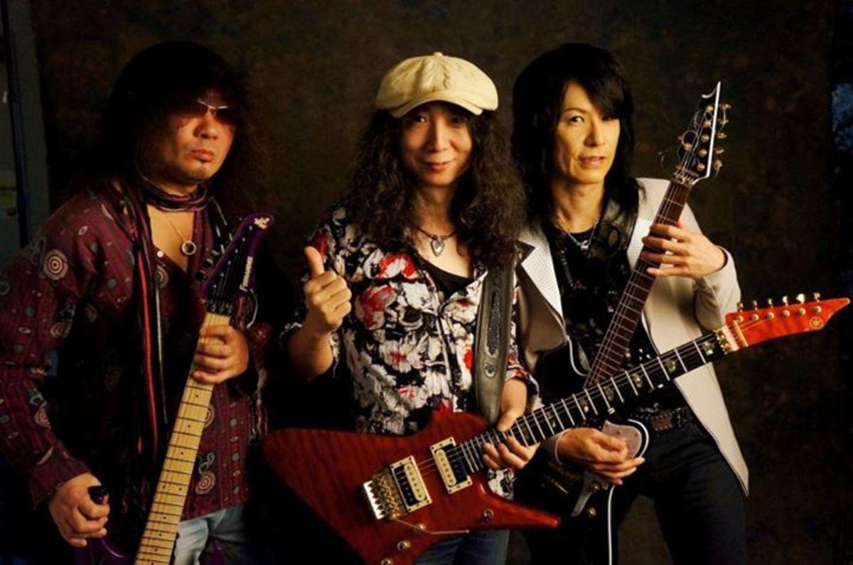 rock bands list Asian
