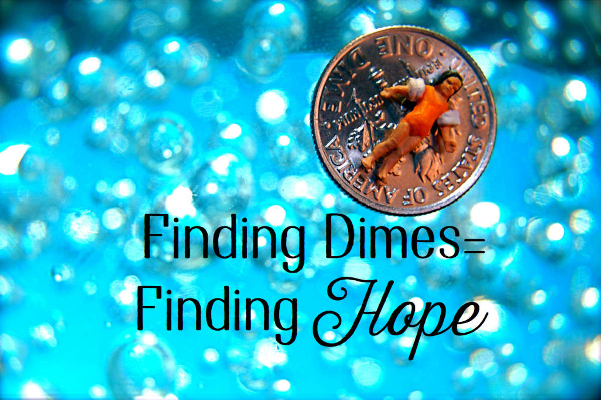 Why Do I Keep Finding Dimes Everywhere Exemplore