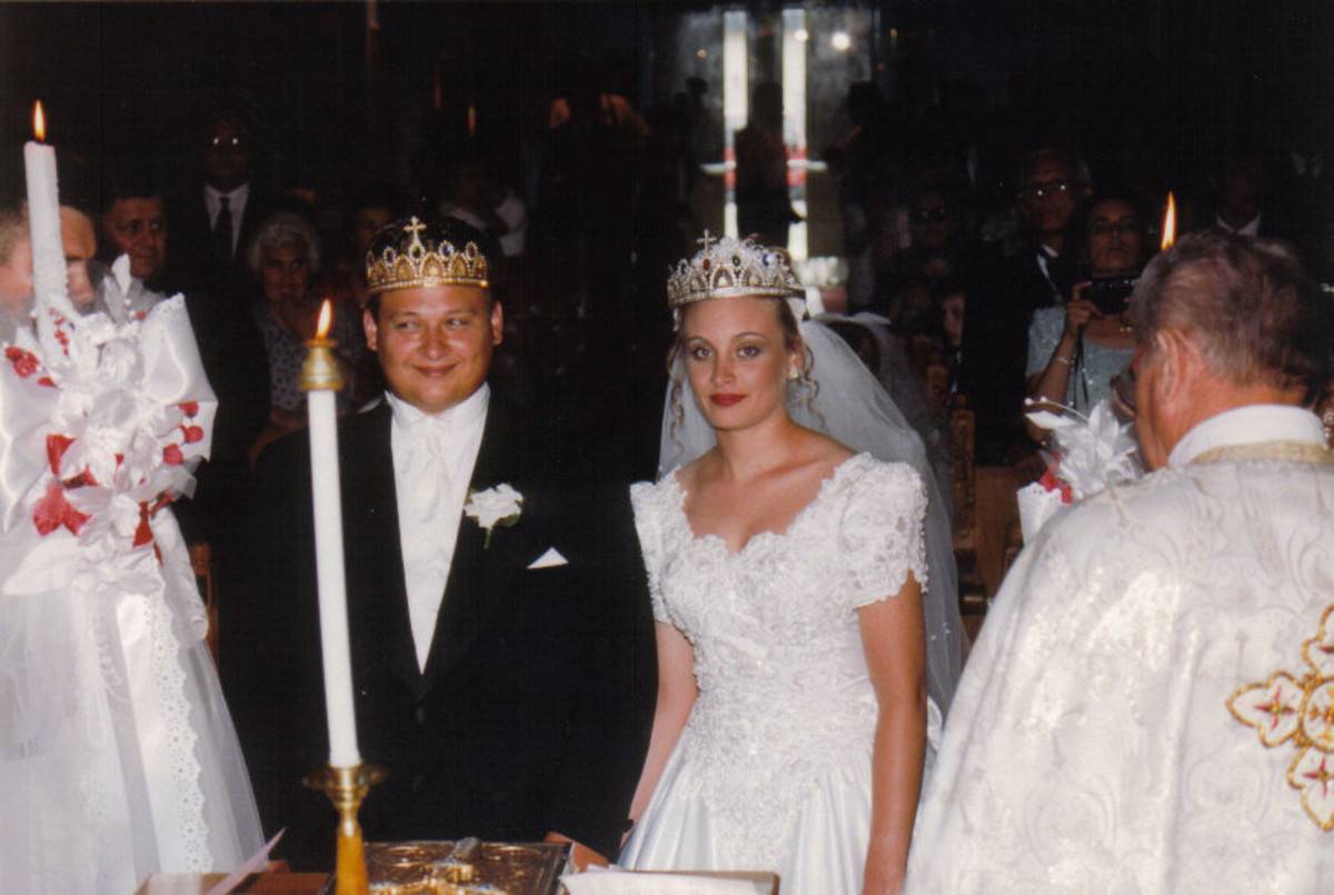Plan Your Wedding Me My Big: My Big Fat Romanian Wedding: Tips On Successfully Blending