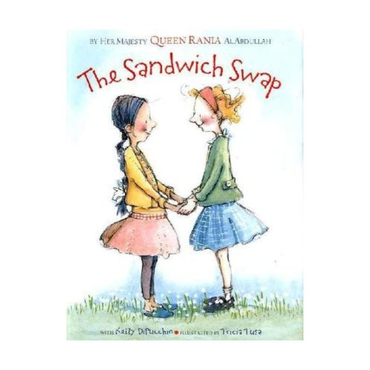 """Teaching Children About Diversity With the Book """"The Sandwich Swap"""""""