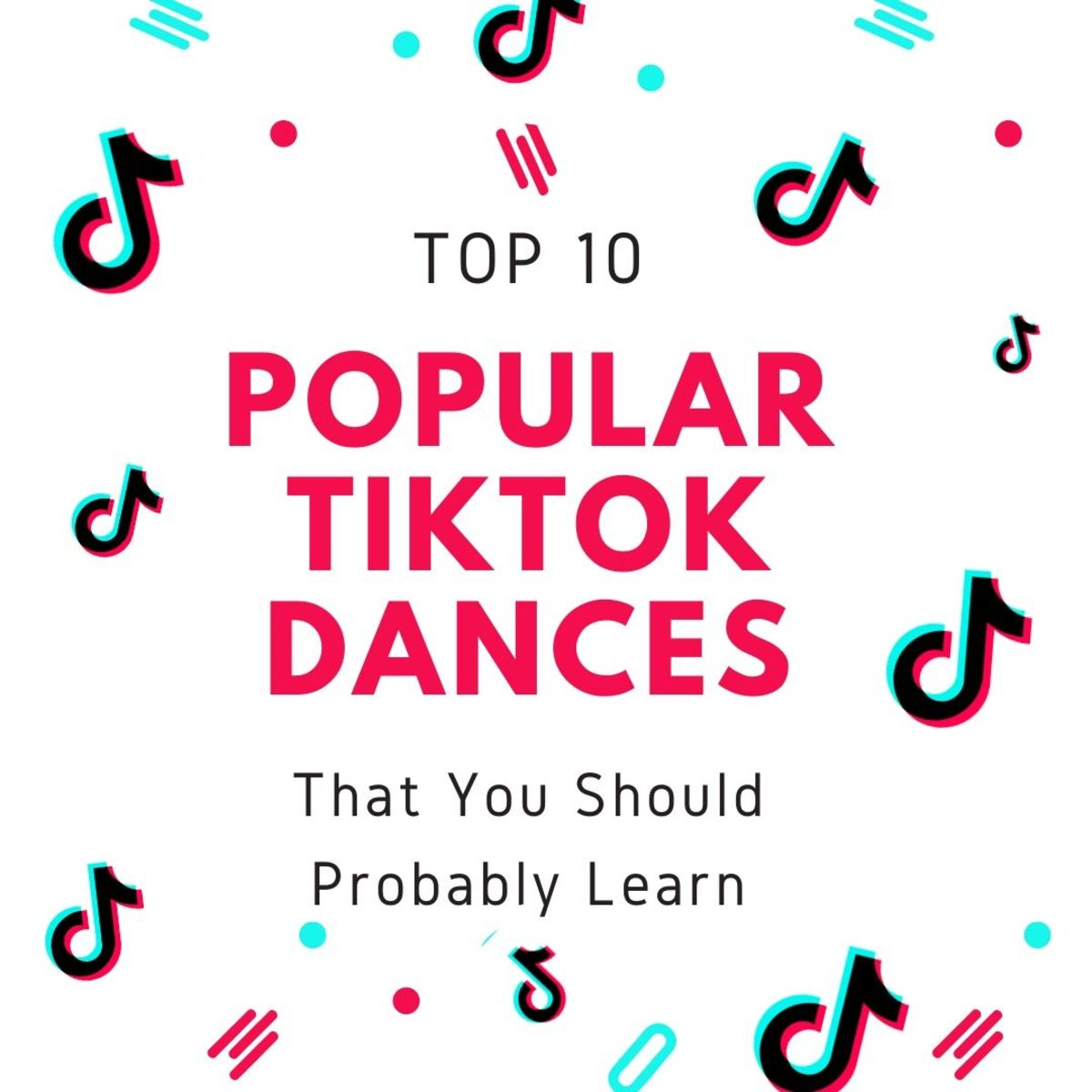If you want to keep up with the kids, you should probably know these TikTok dances!