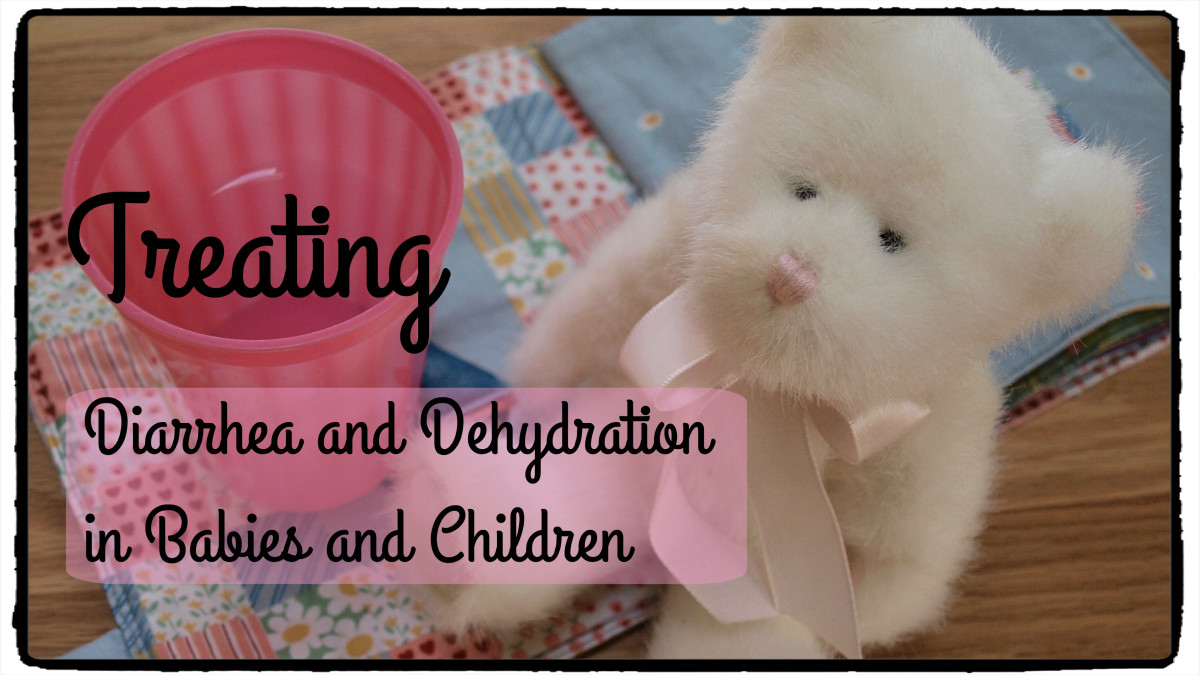 How To Treat Diarrhea And Dehydration In Infants And