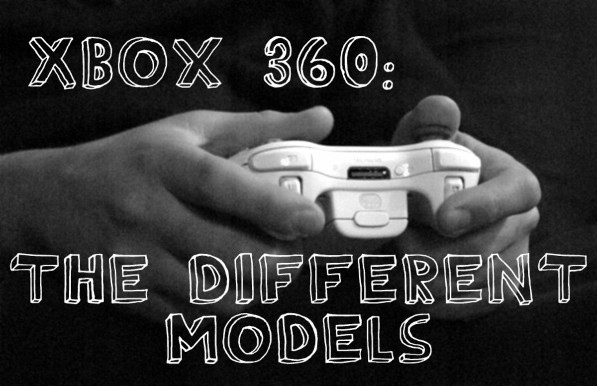 What Is the Difference Between Xbox 360 Models?