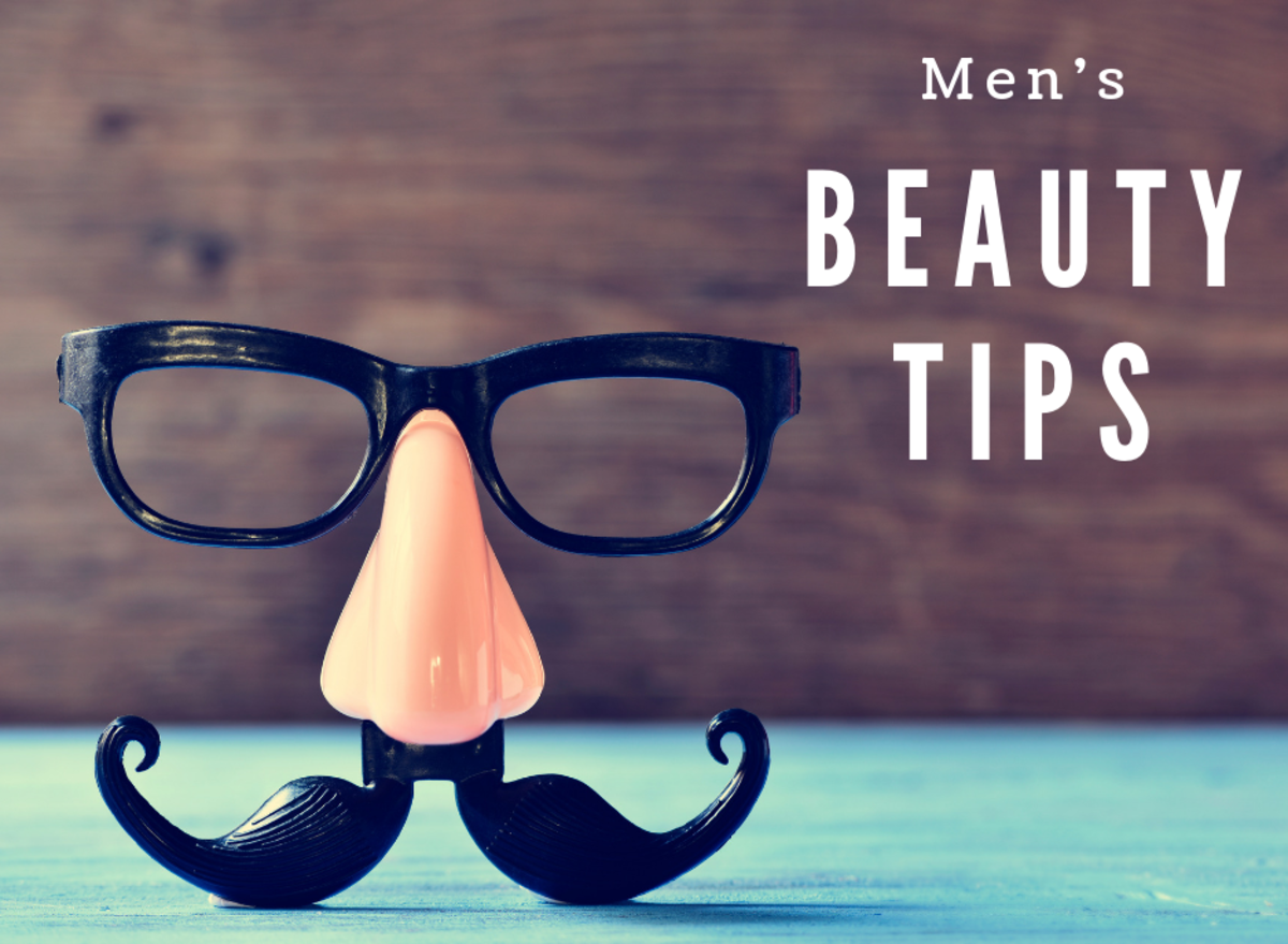 7 Beauty Tips and Secrets for Men