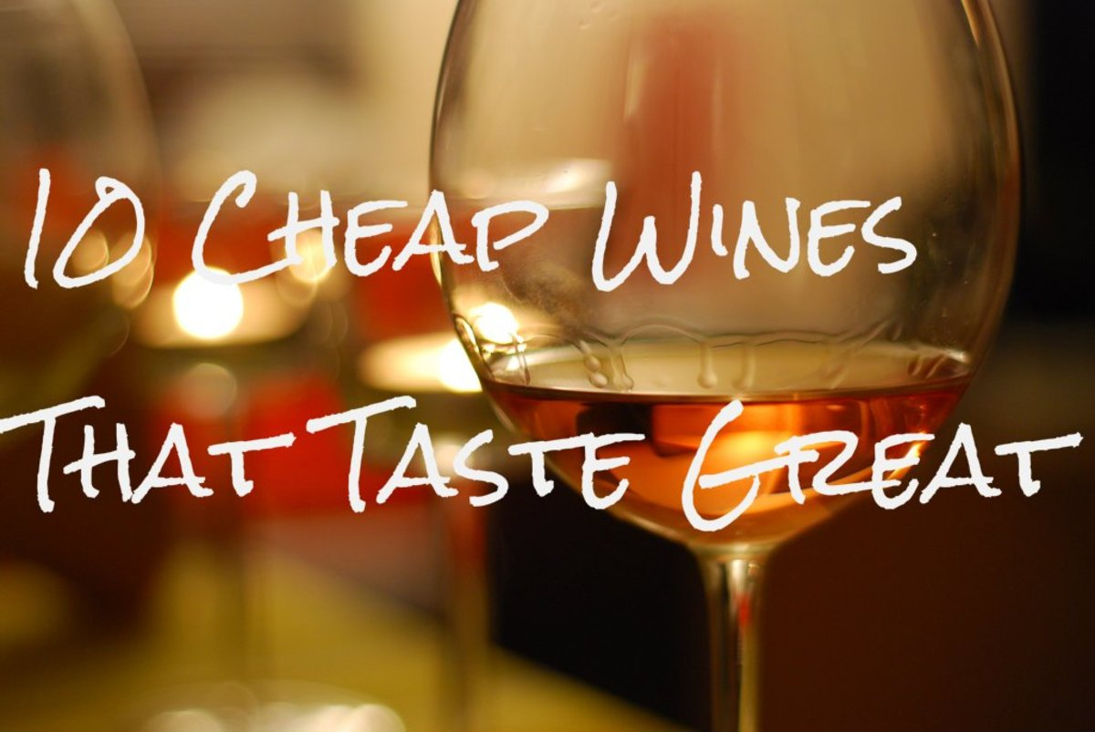 10 cheap wines that still taste good hubpages for Best tasting cheap wine