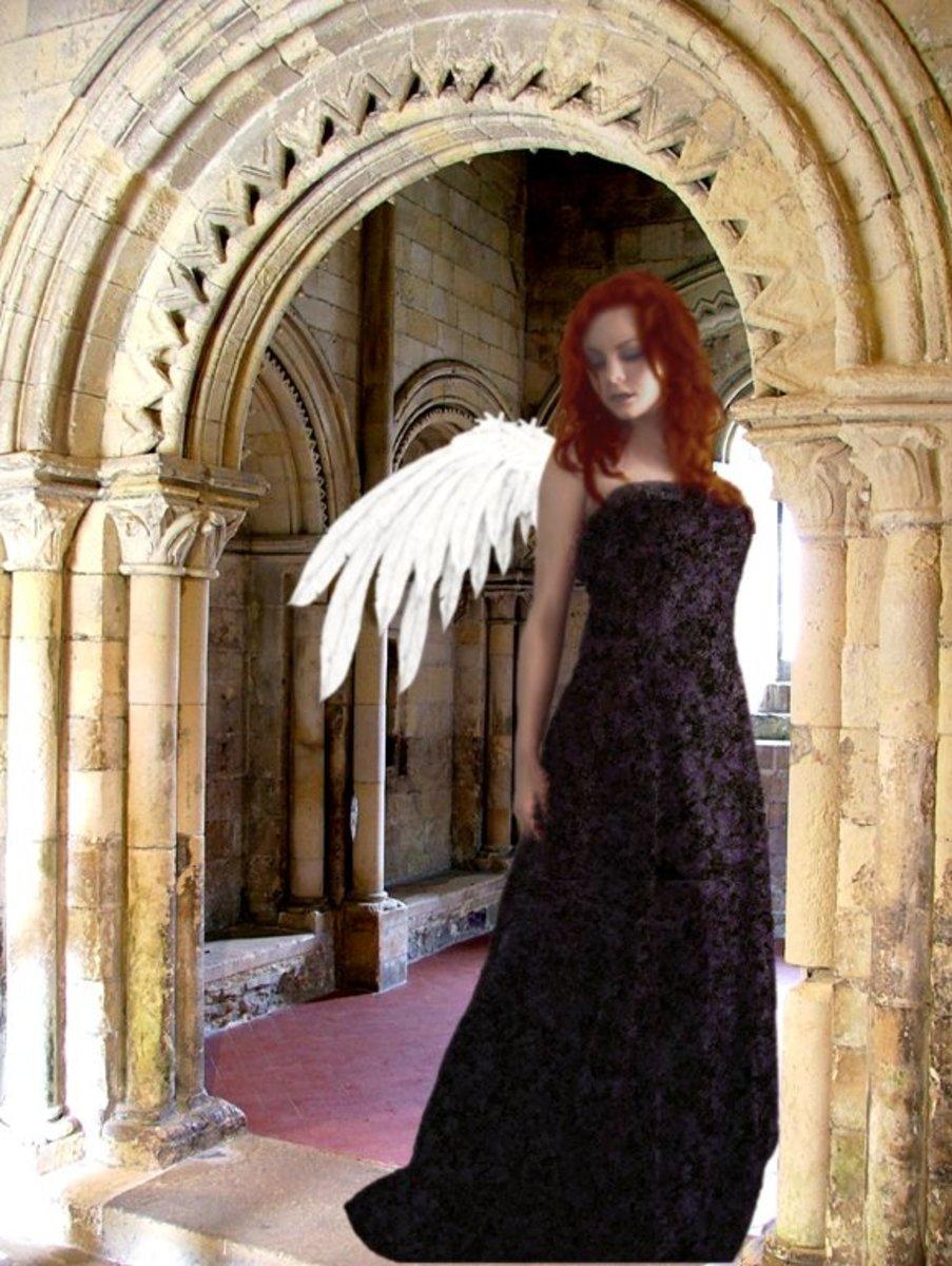 Redhead Angel by Artus Penkawr