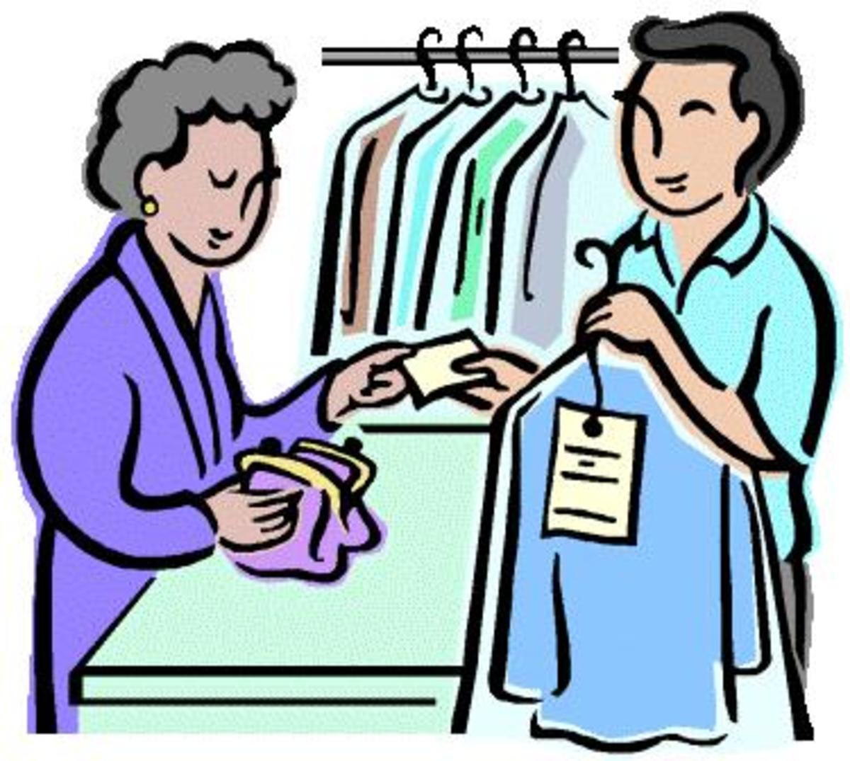 Dry Clean Only? Don't Be Afraid – It's Just a Tag!